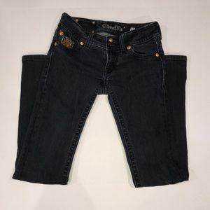 Miss Me JO5050 Boot Cut Jeans Size 27